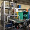 robot injection plastique
