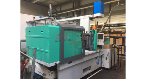presse 100 tonnes électriques Arburg Golden 100T