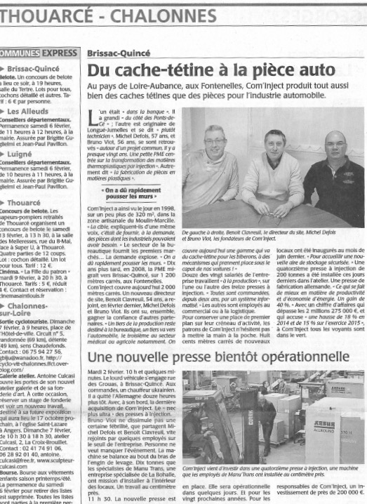 courrier ouest com inject